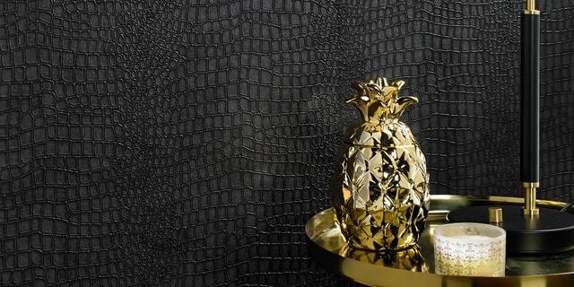 Adhésifs décoratifs aspects cuirs et peaux