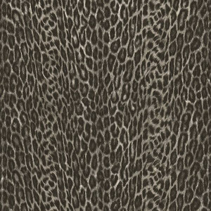 Rouleau adhésif léopard gris