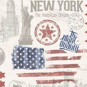 Rouleau adhésif New-York