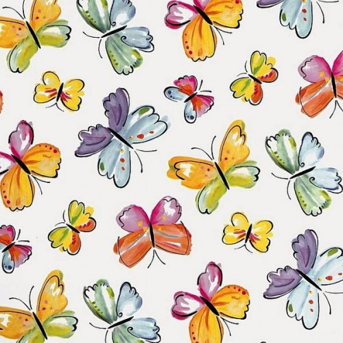 Rouleau adhésif Papillons