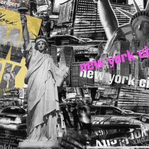 Adhésif déco New York