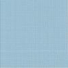 Rouleau adhésif Vichy Bleu