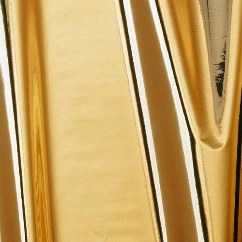 Rouleau adhésif feuille d'or brillant