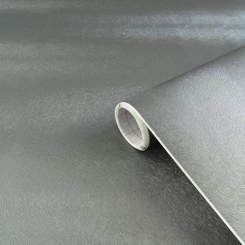 Rouleau adhésif métal ondulé