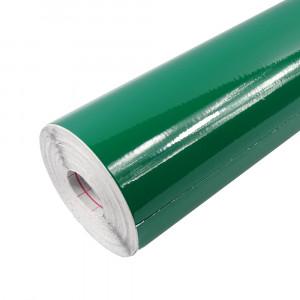 Rouleau adhésif Brillant Vert Emeraude