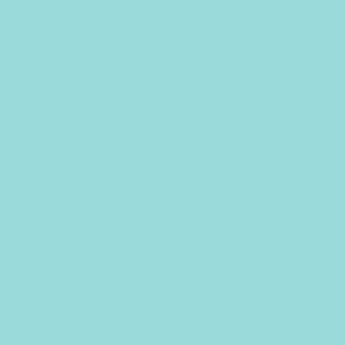 Adhésif déco opale bleu