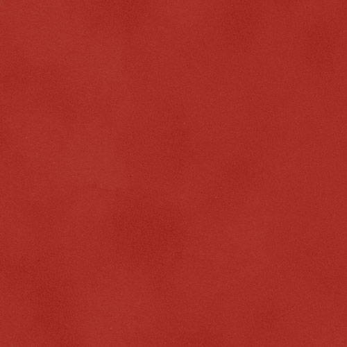 Adhésif velours suédine rouge